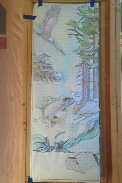 custom stained glass